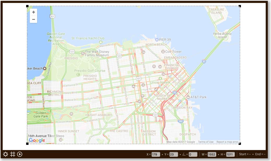 Maps & Verkeer | Bizplay Help Center